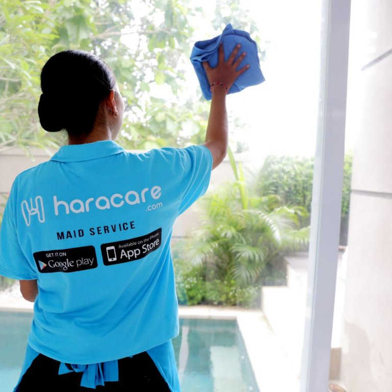 general cleaning, jasa maid service, regular cleaning