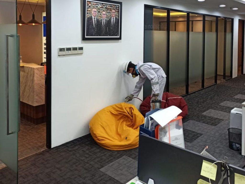 jasa pest control denpasar