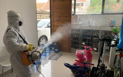 jasa disinfektan rumah