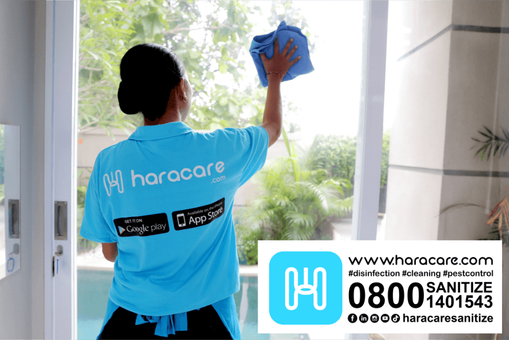 jasa Cleaning Service Haracare