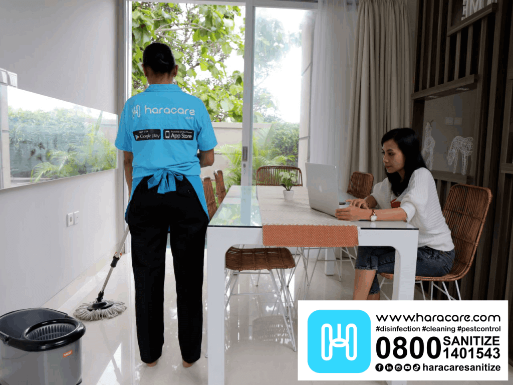 Cleaning Service Haracare
