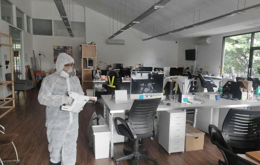 Haracare Sanitize, Jasa Penyemprotan Disinfektan Layani Kota Besar Seluruh Indonesia