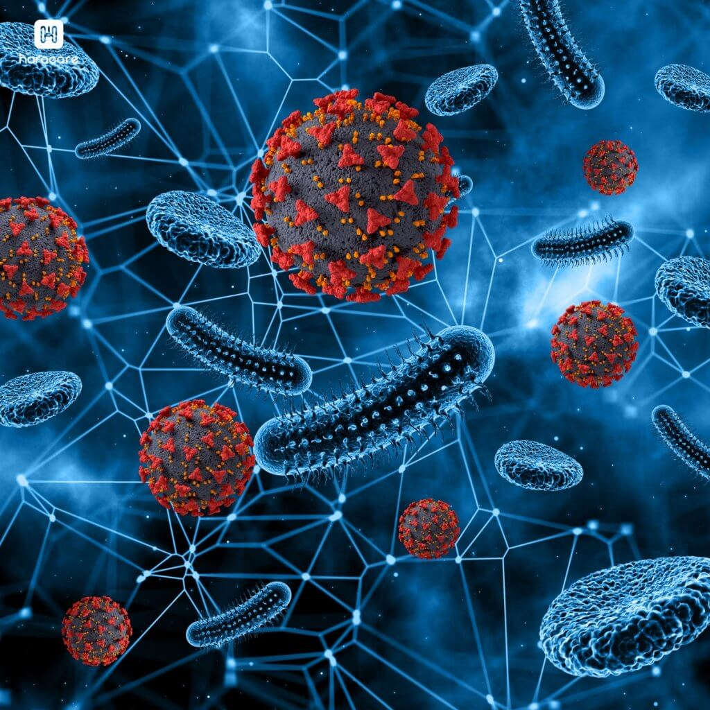 nama bakteri dan penyakitnya