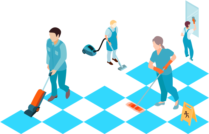banner general cleaning